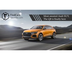2019 AUDI Q8 SUV | Find Cars Near Me
