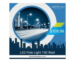 Buy Now Commercial 150W LED Pole Light On Sale