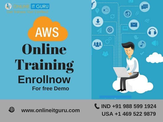 AWS Online Training | AWS Certification | Free Demo | free-classifieds-usa.com
