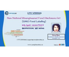 New National BioengiNew National Bioengineered Food Disclosure Actneered Food Disclosure Act