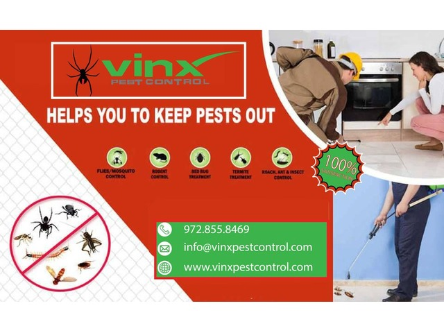 Vinix Pest Control | Termite inspection utah | free-classifieds-usa.com