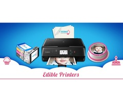 Icinginks Edible Printer Bundle Is Your Ultimate Edible Printing Solution