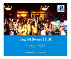 Top NJ Sweet 16 DJ