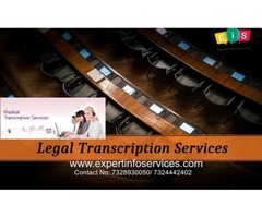 Transcription Services In USA - Expertinfoservices.com