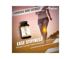 Turmeric Root Extract For Joint Health - Herbalcart