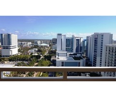 Penthouse # 1804 in Sarasota Fl at the Ritz Carlton Tower Residence is available right now!