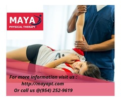 Maya Physical Therapy as a wellness center