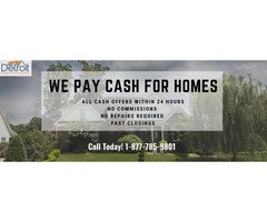 Cash Home Buyers in Detroit - Going for Assisted Living, Sell Home Fast