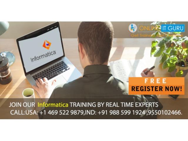 Informatica Online Training | Informatica ETL Certification | OnlineITGuru | free-classifieds-usa.com