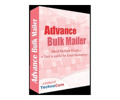 Best Mass mailing software for send emails to multiple email id's of costumers