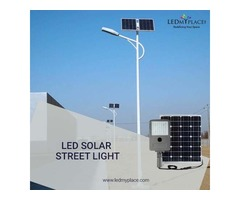 How 60w Solar LED Street Light is a perfect combination of solar lights and LED lights