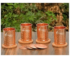 Shop for Pure copper Tumbler from Our Collection  at affordable prices