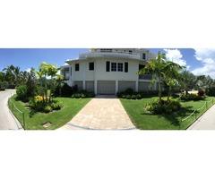 Modern & Designer Landscaping in Coral Gables - TurfTim Landscapes