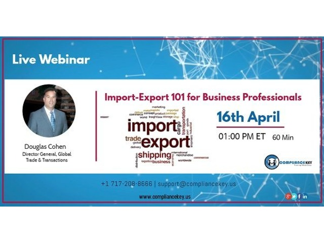 Import / Export 101 - New Updates For Business Professionals   free-classifieds-usa.com
