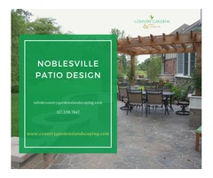 Noblesville Patio Design