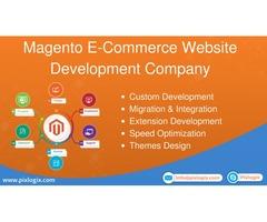 Magento eCommerce Website Development Company