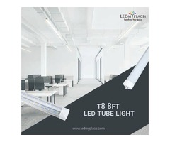 T8 8ft LED Tube One Of The Brightest And Most Energy Saving Lights | free-classifieds-usa.com