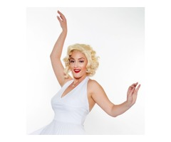 Marilyn Monroe Party Entertainer For Birthday Party | Singing Telegrams Now