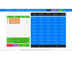 Web/Browser based online POS System for your Business / Shops /Resturants