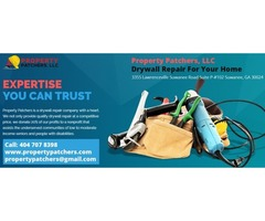 Property Patchers, LLC – Drywall Repair For Your Home