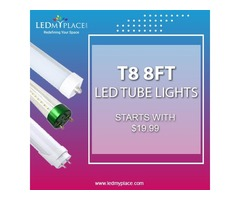 T8 LED Tube Lights -- With You On Every Occasion!