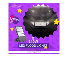 240W LED Flood Light Are Best To Save On Your Energy Bill
