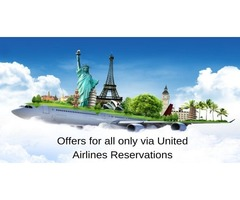 Explore the most divine places With United Airlines Reservations