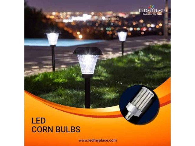 Install Outdoor LED Corn Bulb With 5 Years Warranty | free-classifieds-usa.com