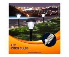 Install Outdoor LED Corn Bulb With 5 Years Warranty