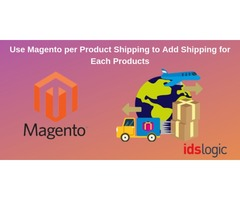 Use Magento per Product Shipping to Add Shipping for Each Products