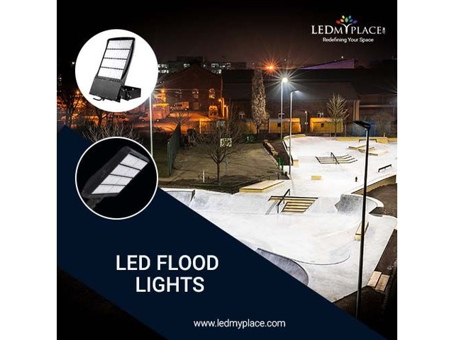 LED Flood Lights For Commercial And Outdoor Use | free-classifieds-usa.com
