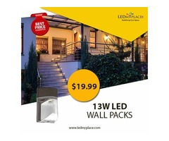 Install Outdoor LED Wall Pack Light At The Outdoor Commercial Buildings