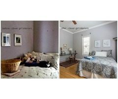 Occupied Home Staging Services