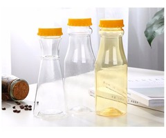 Wholesale plastic bottles at good factory pricing