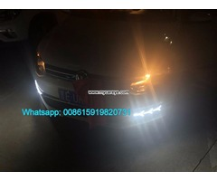 VW POLO LED DRL day time running lights driving daylight | free-classifieds-usa.com
