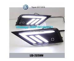 VW Tiguan DRL LED Daytime Running Lights daylight for sale