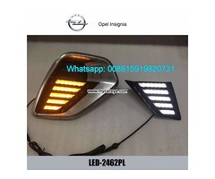 Opel Insignia DRL LED Daytime Running Lights autobody parts