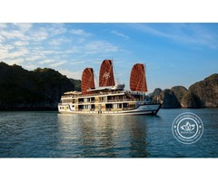 Luxury Cruises Ha Long Bay Orchid Cruises Lan Ha Bay Cruises Tours Vietnam