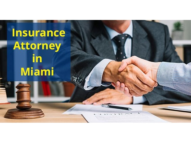 Insurance Attorney in Miami | free-classifieds-usa.com