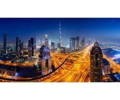 Book your flight tickets to Dubai