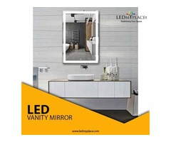 Look And Feel Good By Installing LED Vanity Mirror
