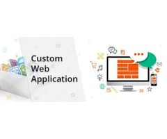 Custom web app development service in us