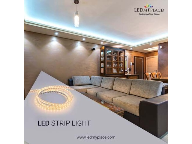 Decorate The Place At Your Showroom By Installing LED Strip Lights | free-classifieds-usa.com