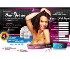 Breast Actives is a three step natural enhancement system that uses only all-natural ingredients.