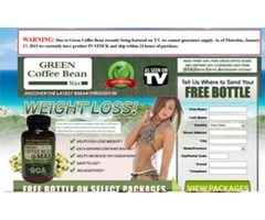 The Green Coffee Weight Loss Program