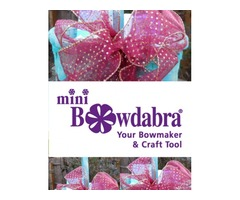Hand Wrap Gifts with beautiful Bowdabra-made designer Bows this Easter
