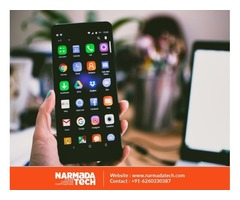 Get Expert Mobile App Development Services by NarmadaTech
