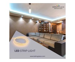 Install Waterproof LED Strip Lights To Decorate The Place