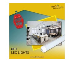 Enjoy Maximum Lighting For More Number of Years By Installing 8Ft LED Lights