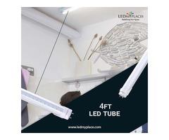 Install T8 4ft LED Tube Light  For Long Lasting Lighting Results